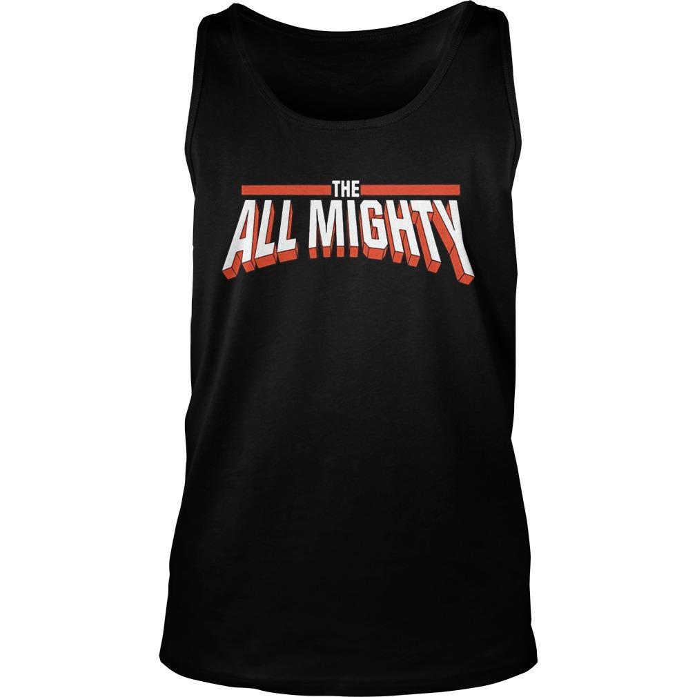 Bobby Lashley Vs Rusev The All Mighty Tank Top