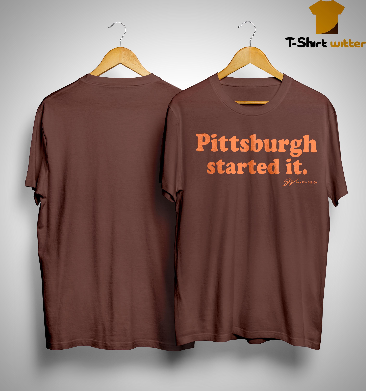 Browns Coach T Shirt