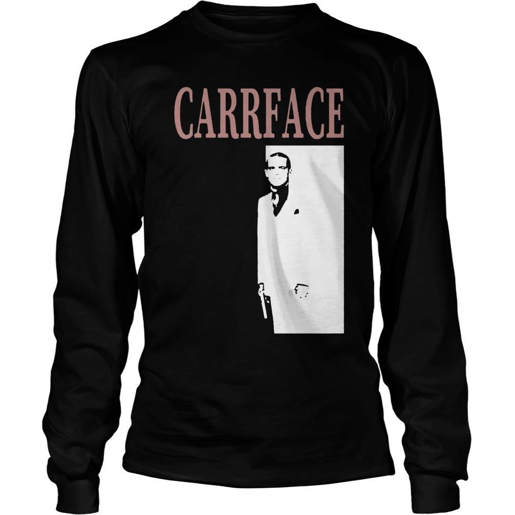 Carrface Longsleeve