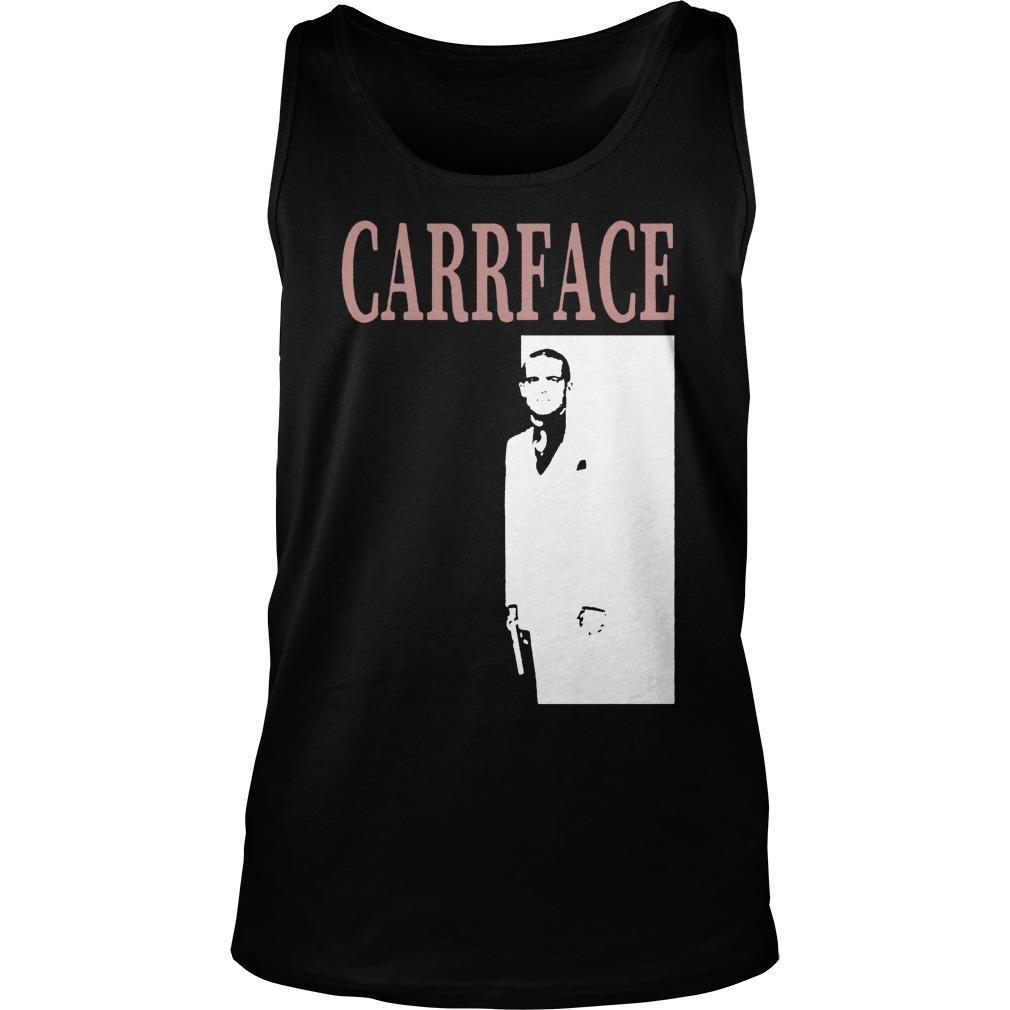 Carrface Tank Top