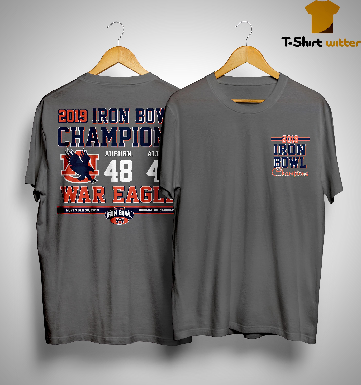 Iron Bowl 2019 Shirt