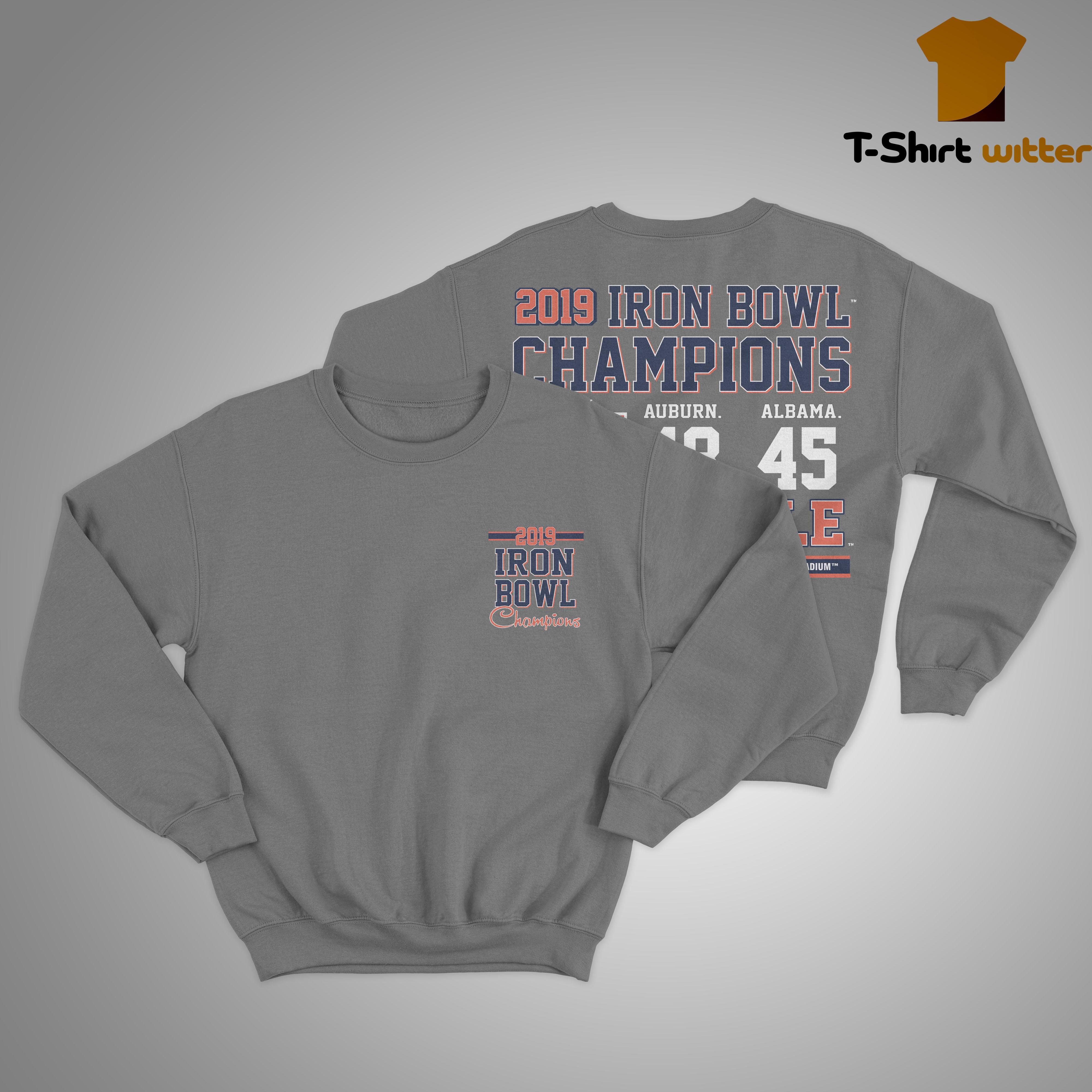 Iron Bowl 2019 Sweater