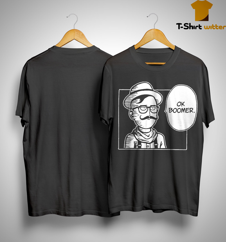 One Punch Man Ok Boomer Shirt