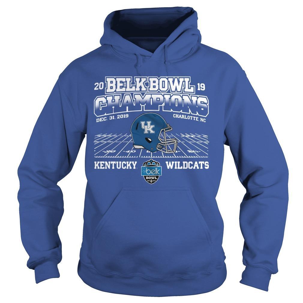Belk Bowl Champions Hoodie
