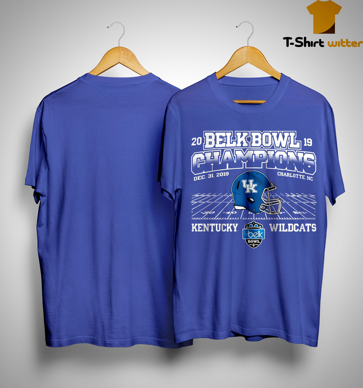 Belk Bowl Champions Shirt