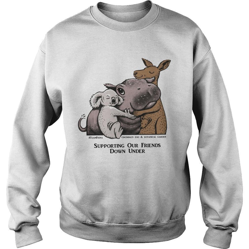 Fiona Cincinnati Zoo Cincy Sweater