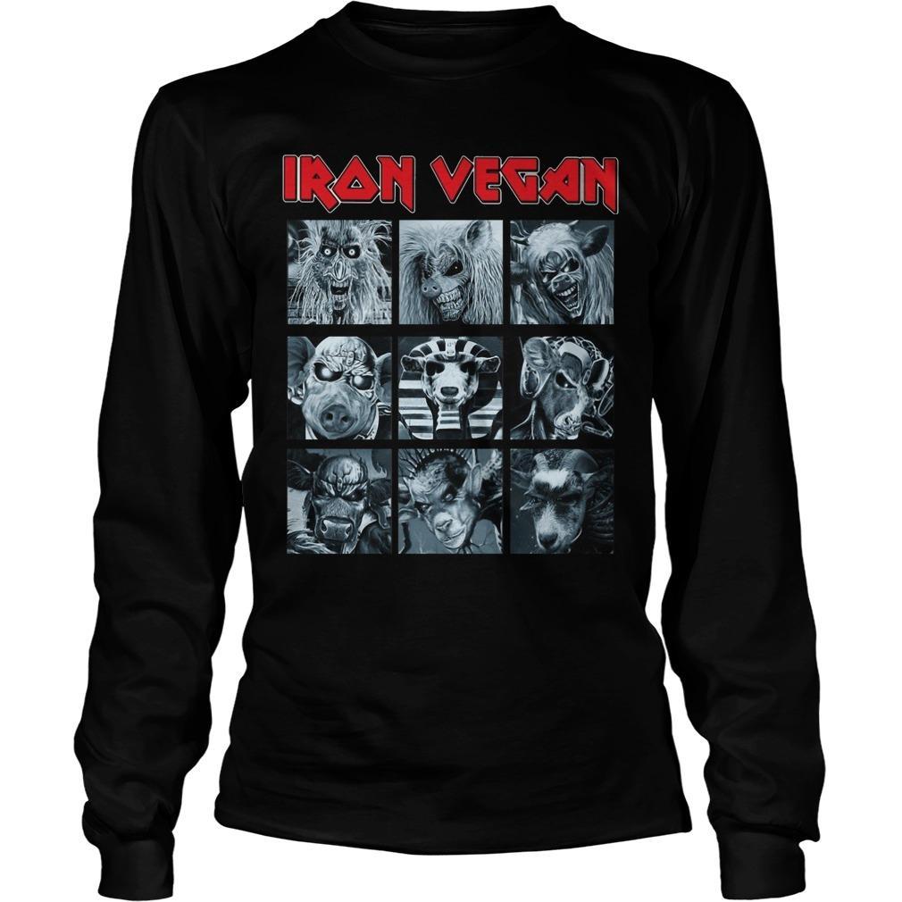 Iron Vegan Longsleeve
