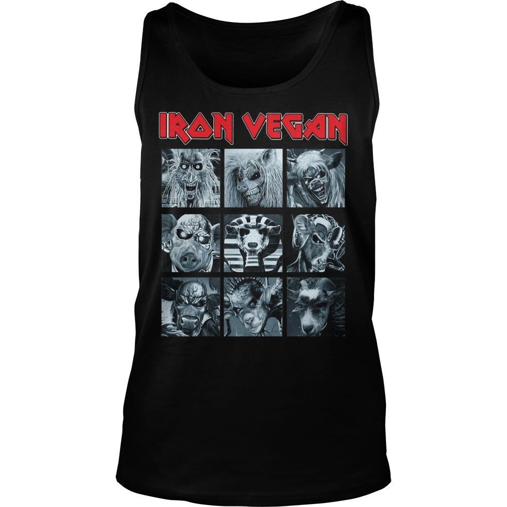 Iron Vegan Tank Top