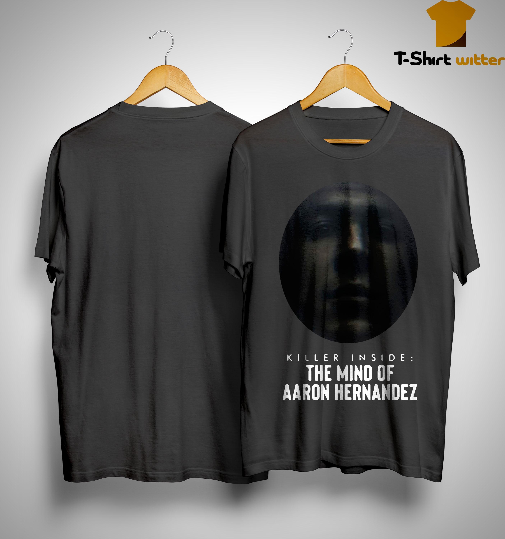 Netflix Aaron Hernandez Shirt