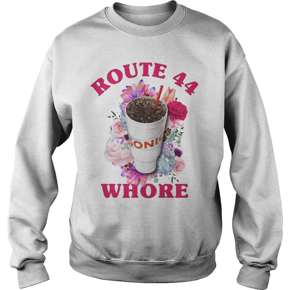 Sonic Cup Route 44 Whore Sweater