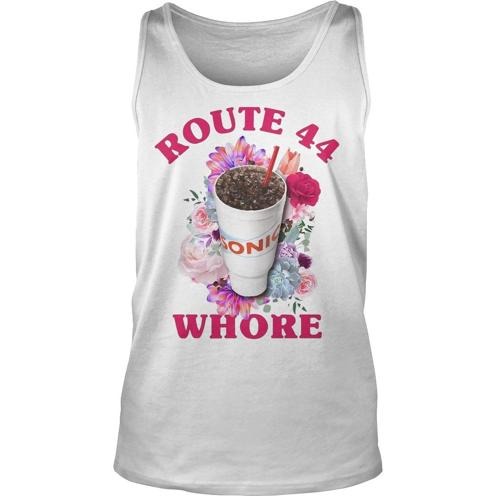Sonic Cup Route 44 Whore Tank Top