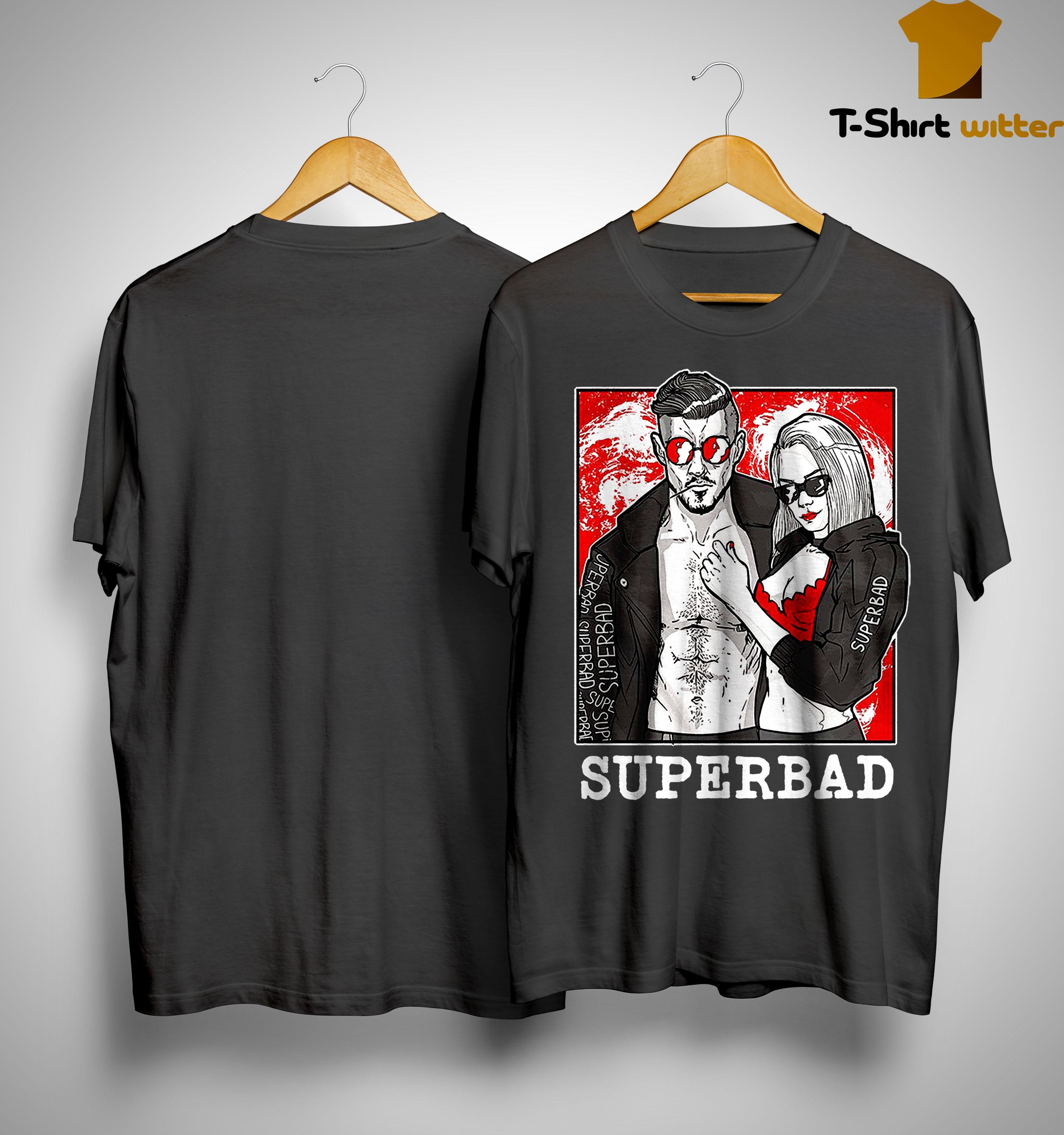 Aew Superbad Shirt