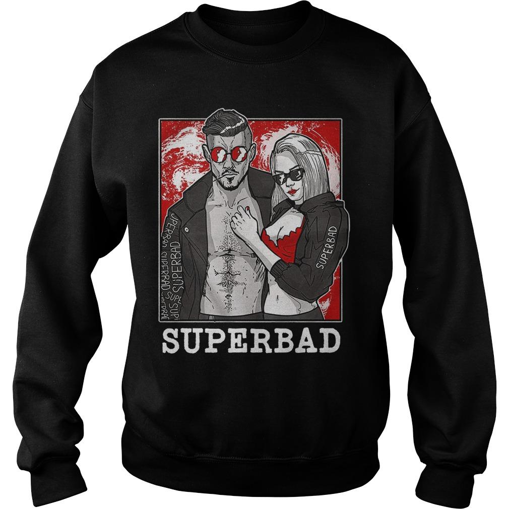 Aew Superbad Sweater