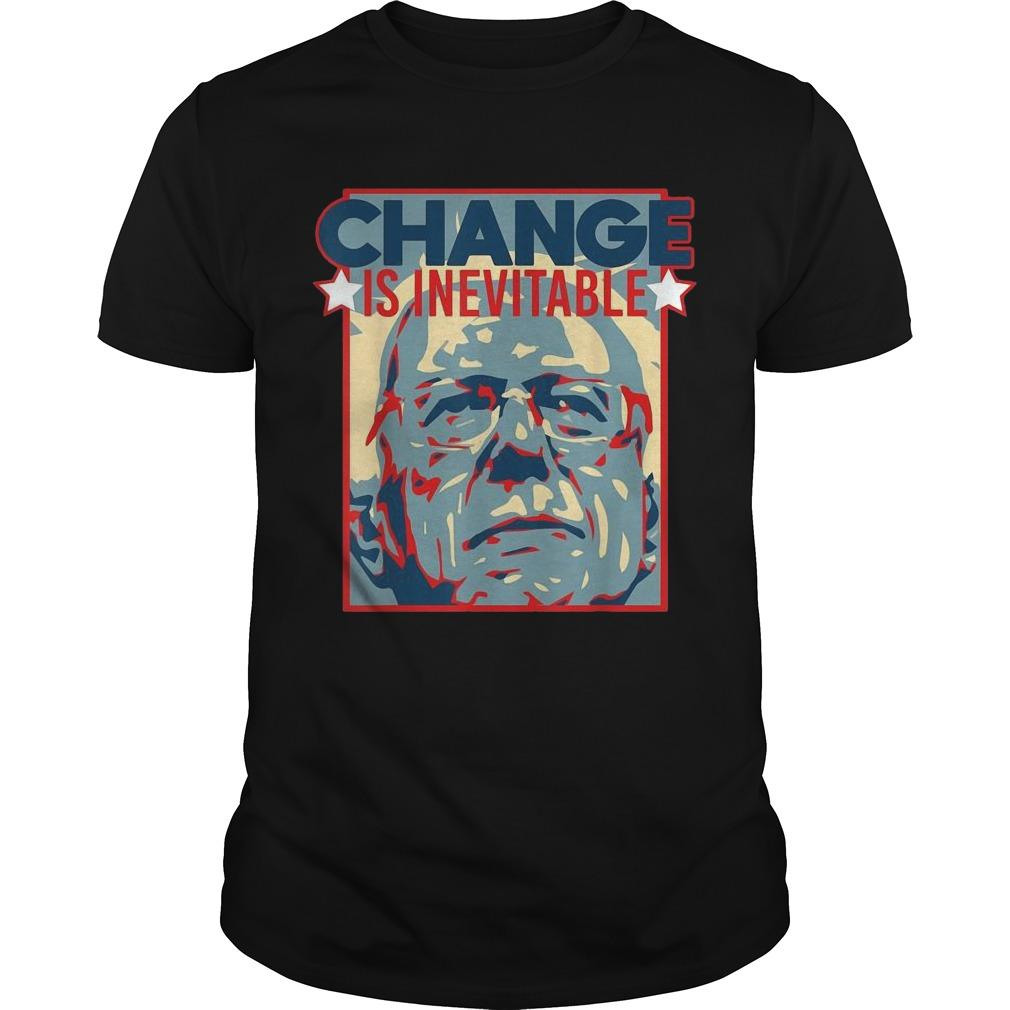Change Is Inevitable Bernie Sanders 2020 Shirt