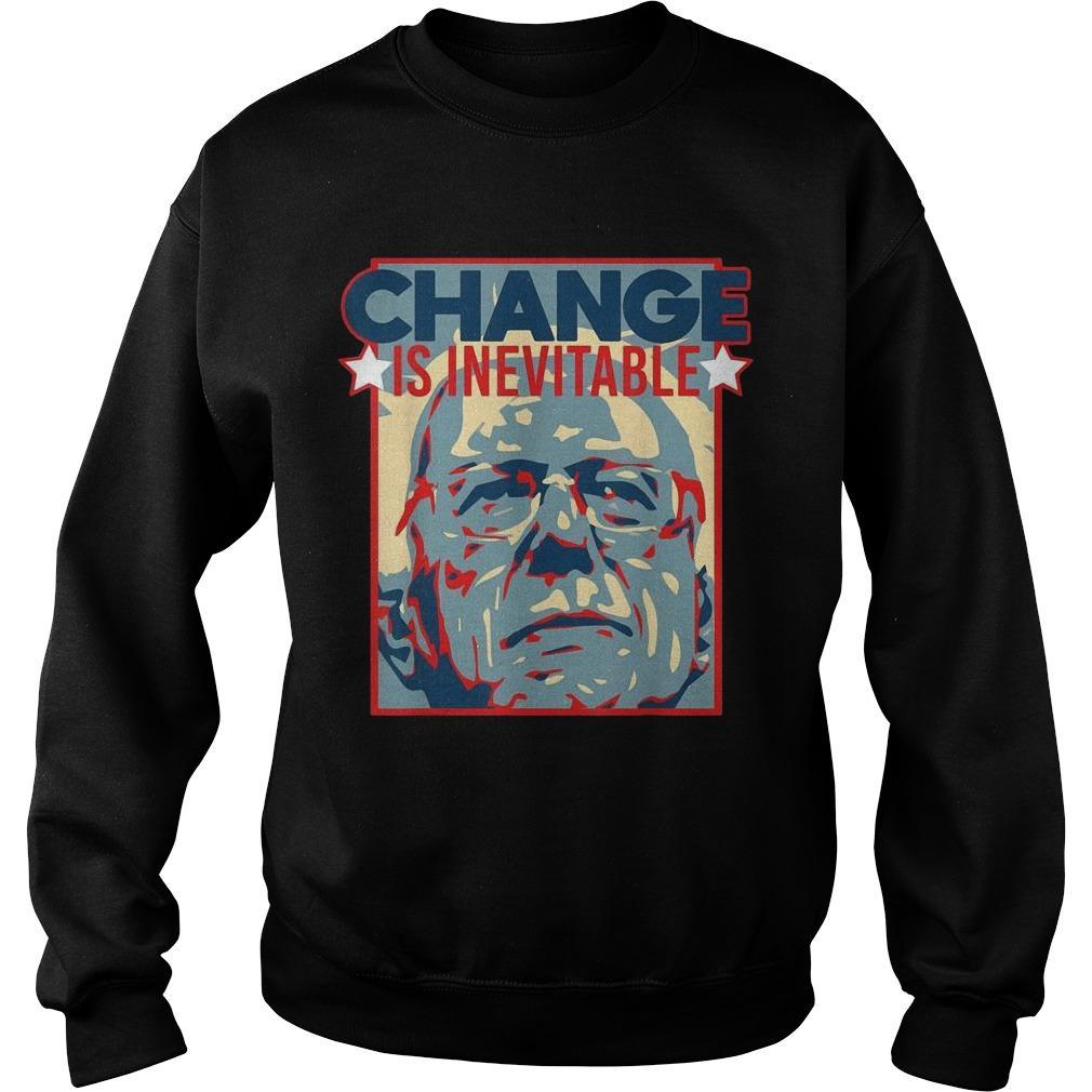 Change Is Inevitable Bernie Sanders 2020 Sweater