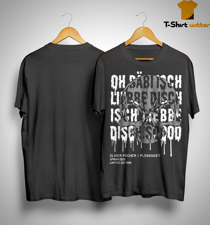 Oliver Pocher Kleinigkeit Shirt