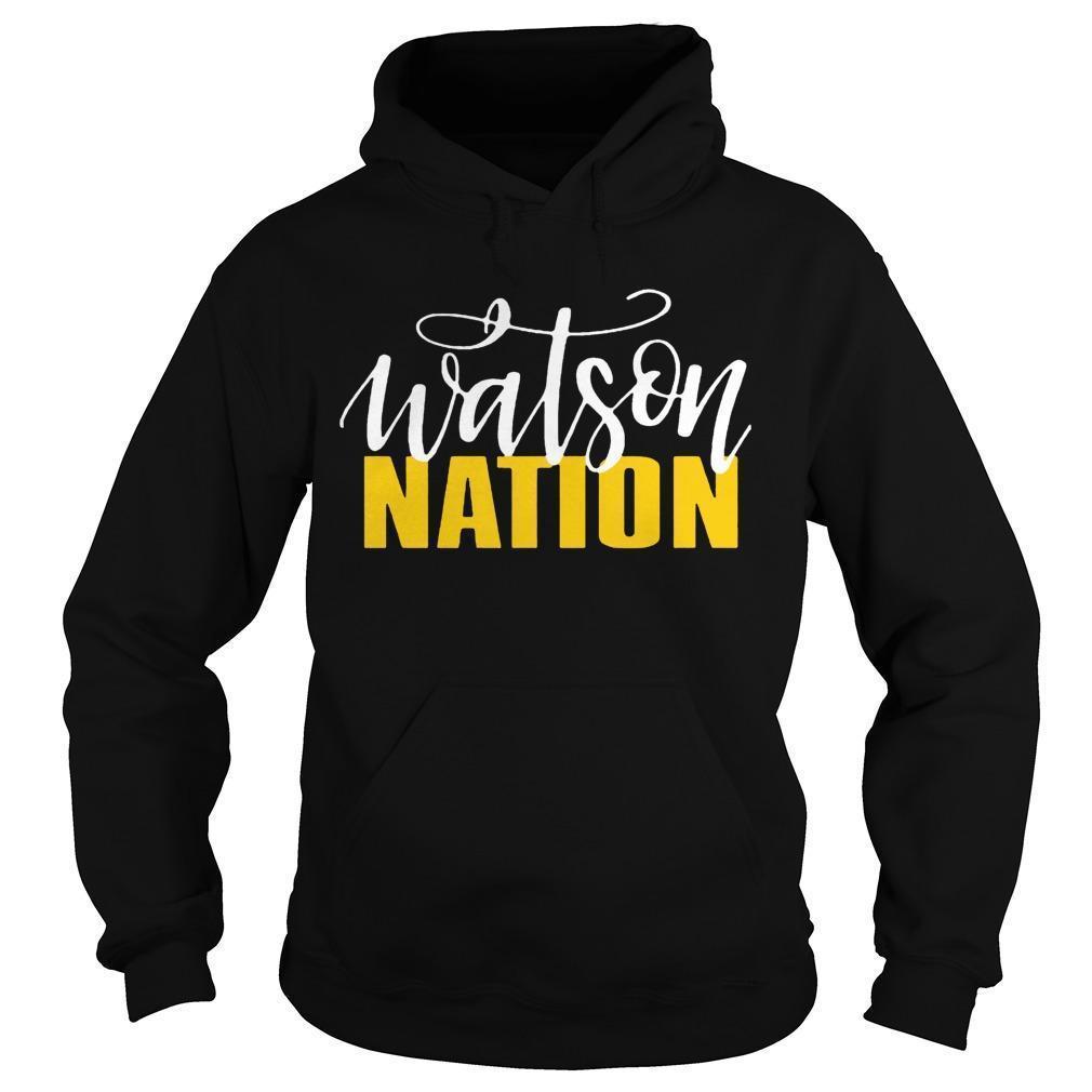 Watson Nation Hoodie