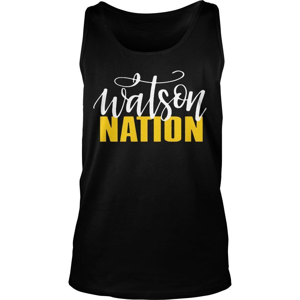 Watson Nation Tank Top