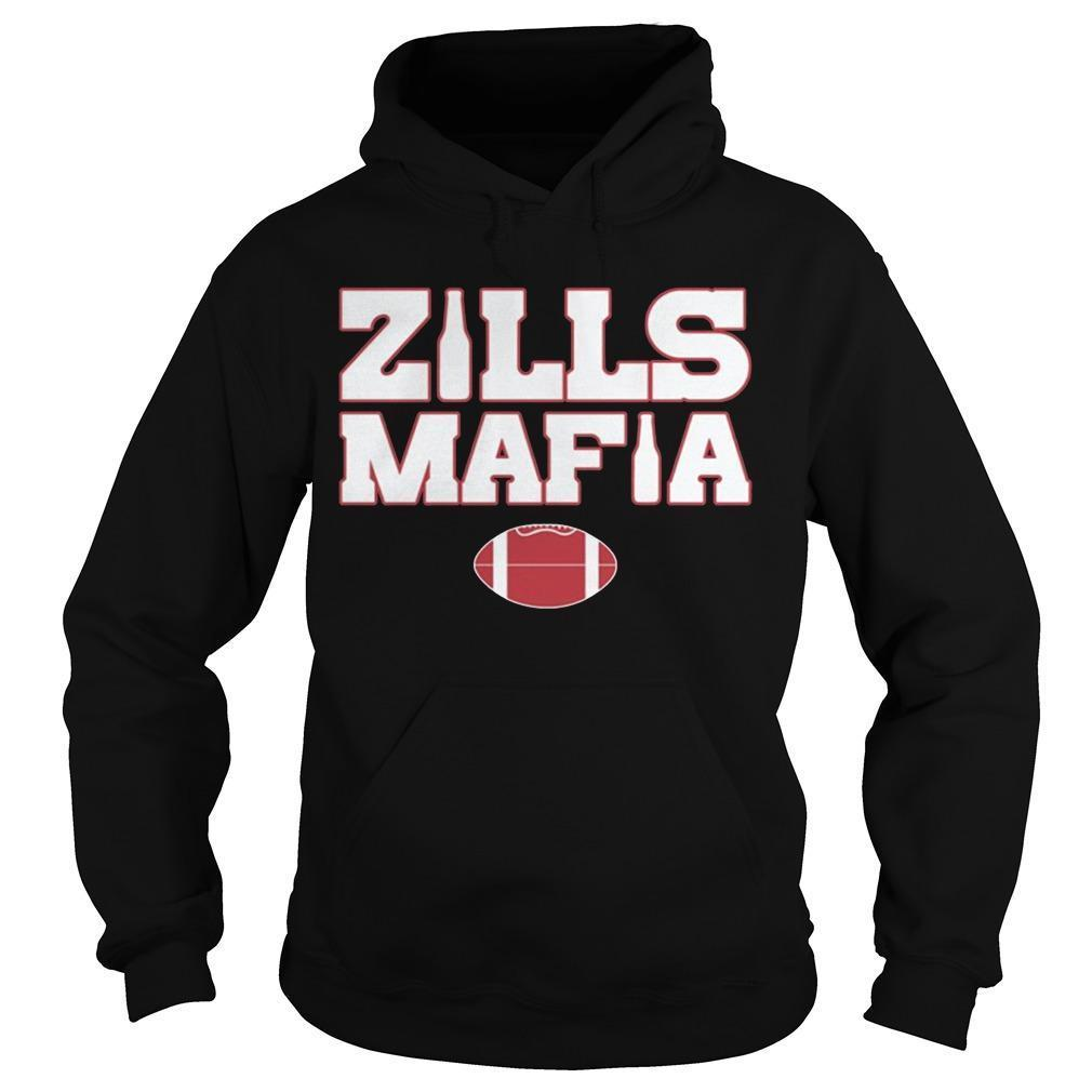 Zillion Beers Zills Mafia Hoodie