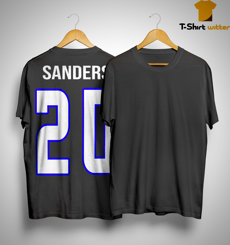 Garth Brooks Sanders Shirt