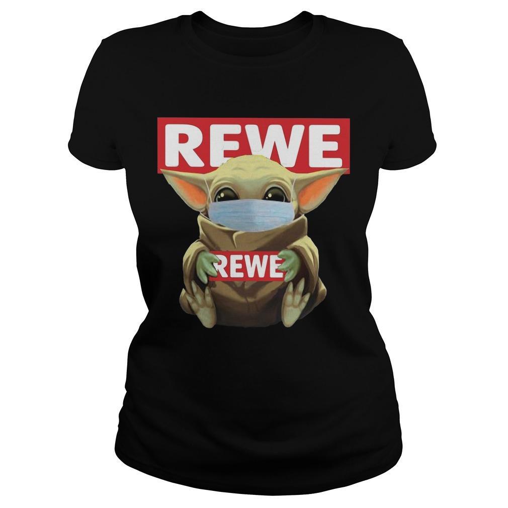 Baby Yoda Mask Rewe Longsleeve