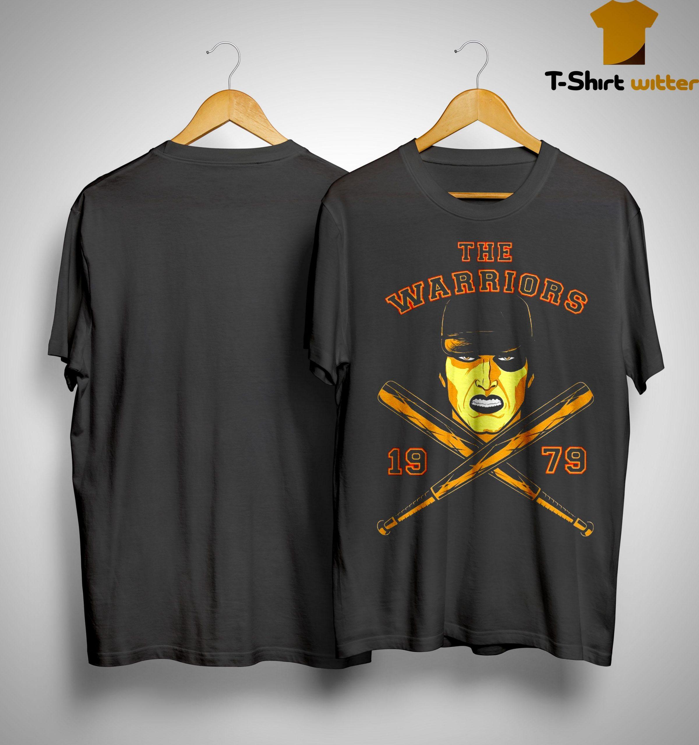Baseball The Warriors 1979 Shirt