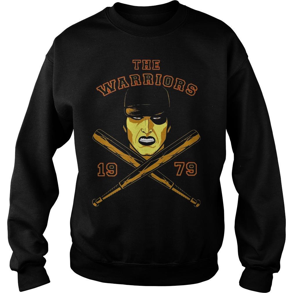 Baseball The Warriors 1979 Sweater