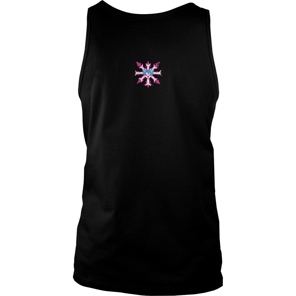 Bliss Cross Applesauce Tank Top