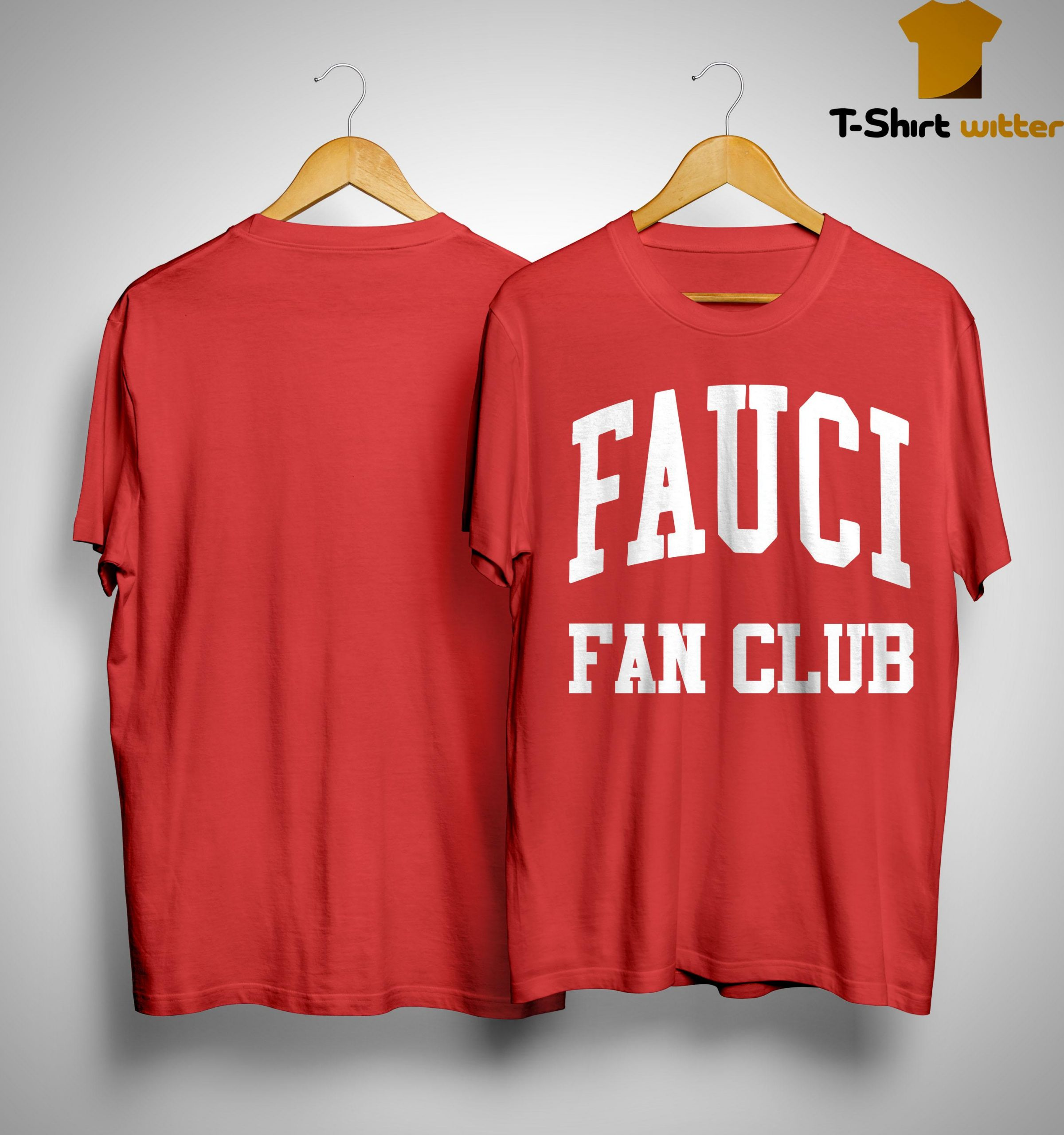 Bobby Bones Fauci Fan Club Shirt