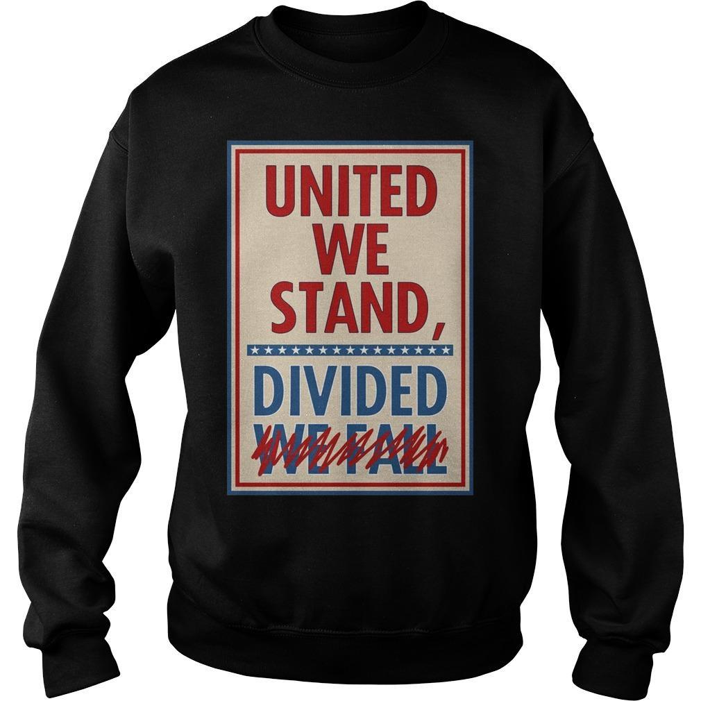 Colbertlateshow United We Stand Sweater