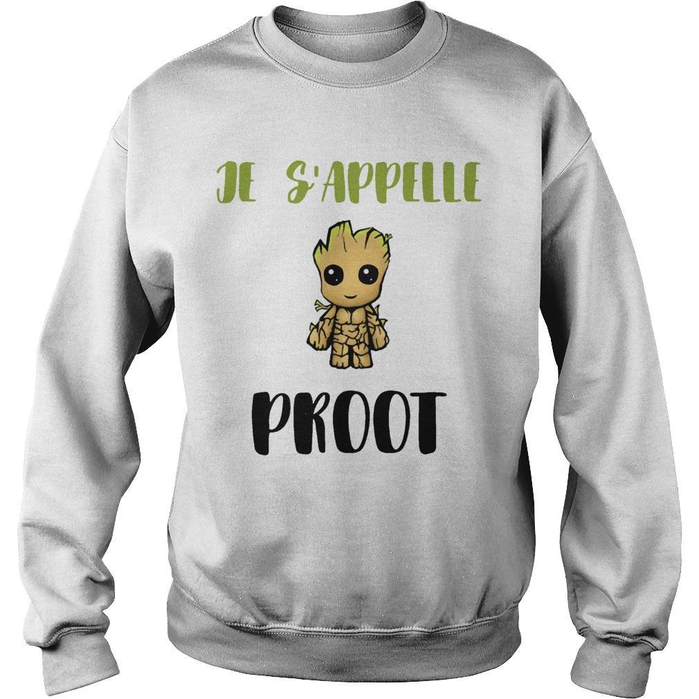 Je S'appelle Proot Sweater