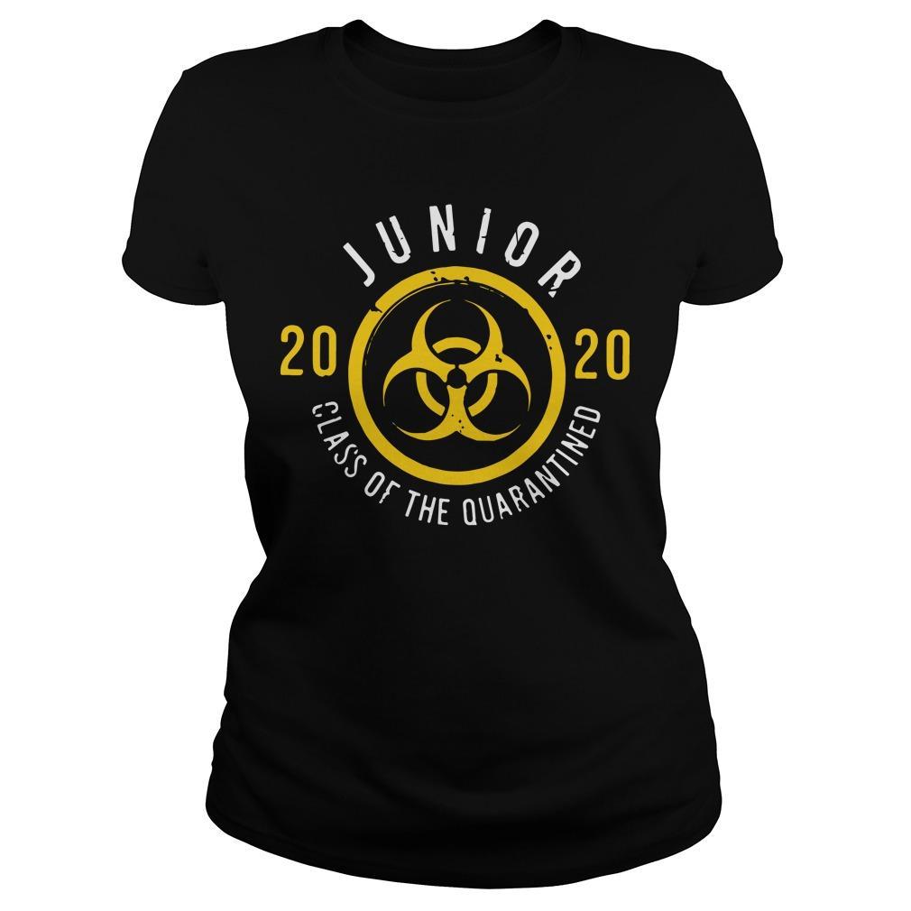 Junior 2020 Class Of The Quarantined Longsleeve