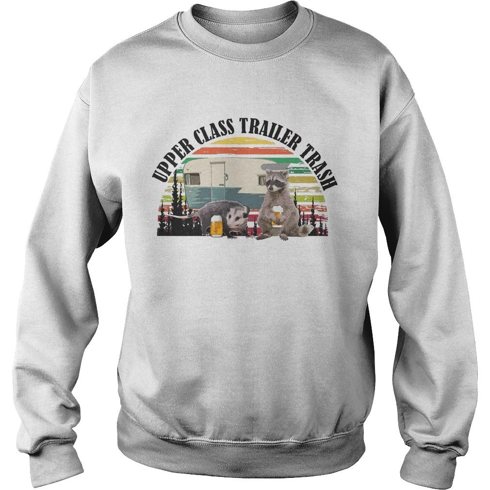Mouse Vintage Upper Class Trailer Trash Sweater