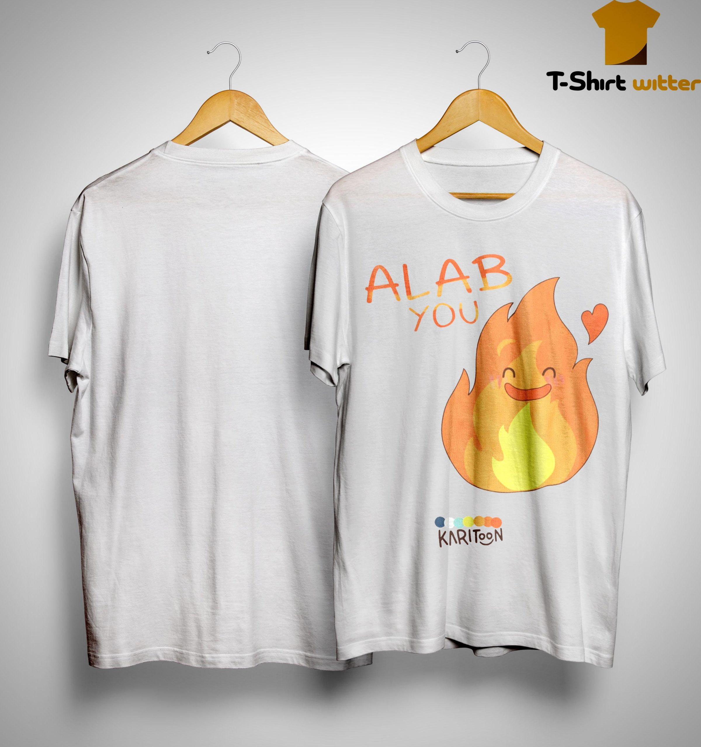 Sb19 Alab You Karitoon Shirt