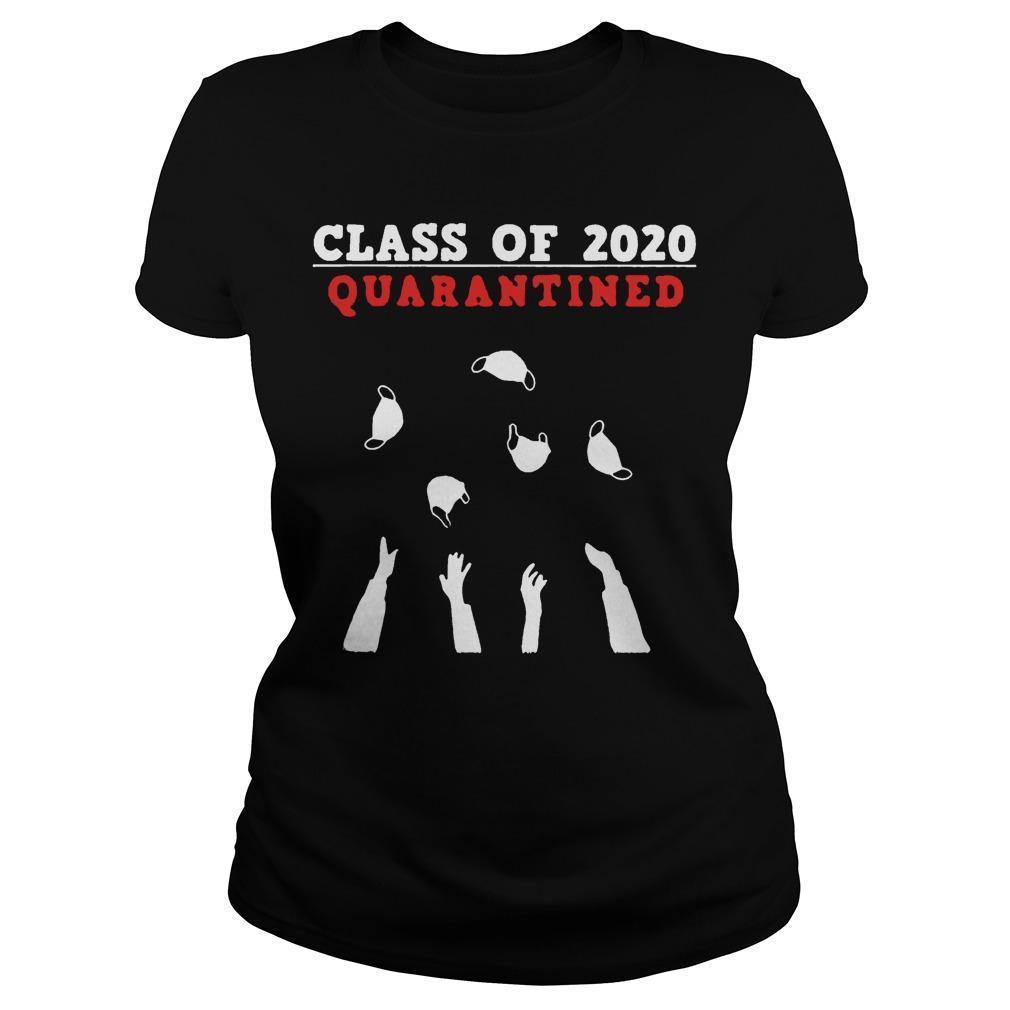 Seniors 2020 Friends Quarantine Longsleeve