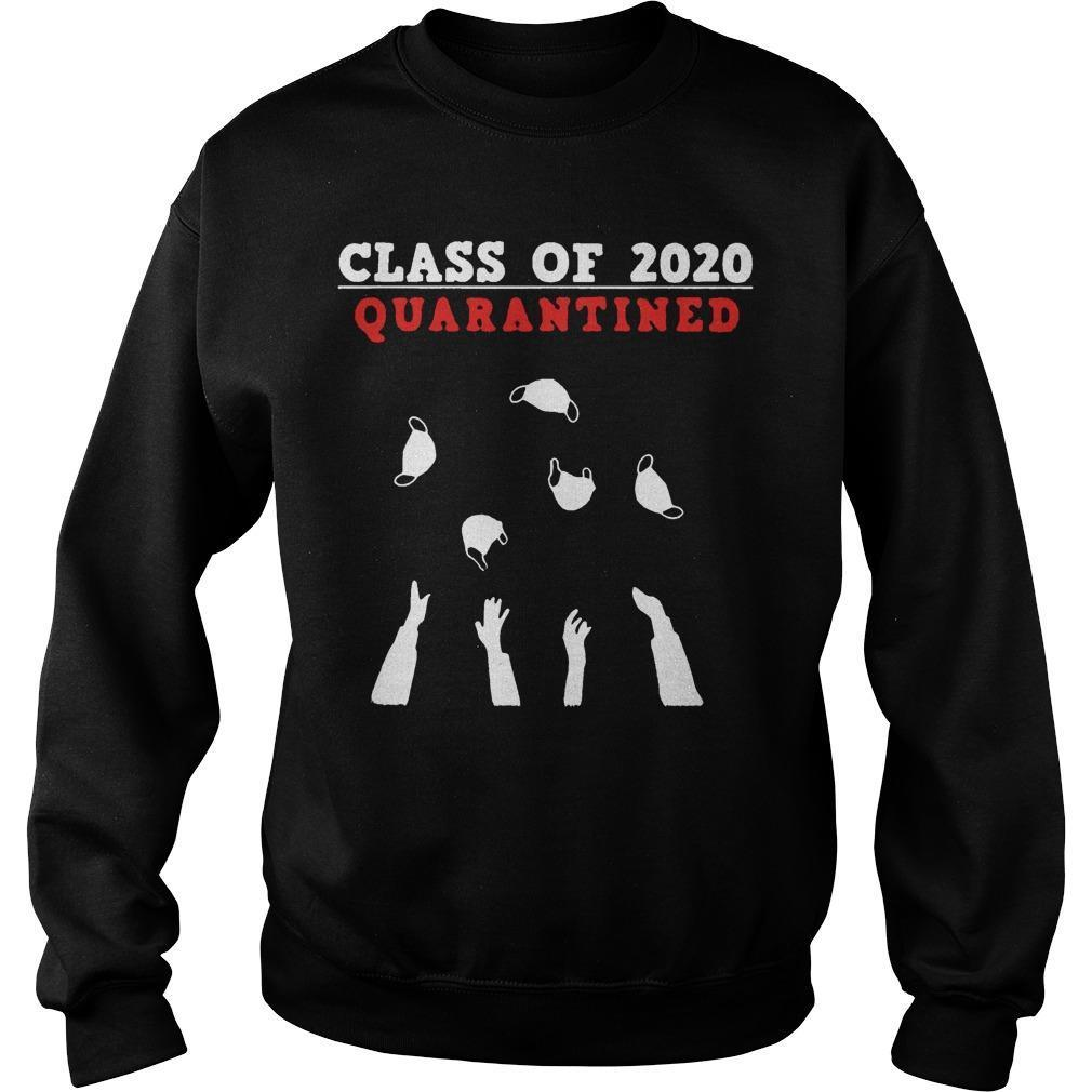 Seniors 2020 Friends Quarantine Sweater