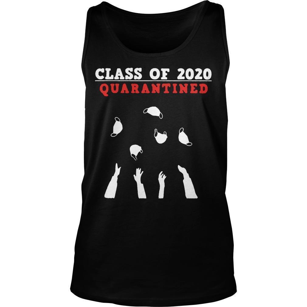 Seniors 2020 Friends Quarantine Tank Top