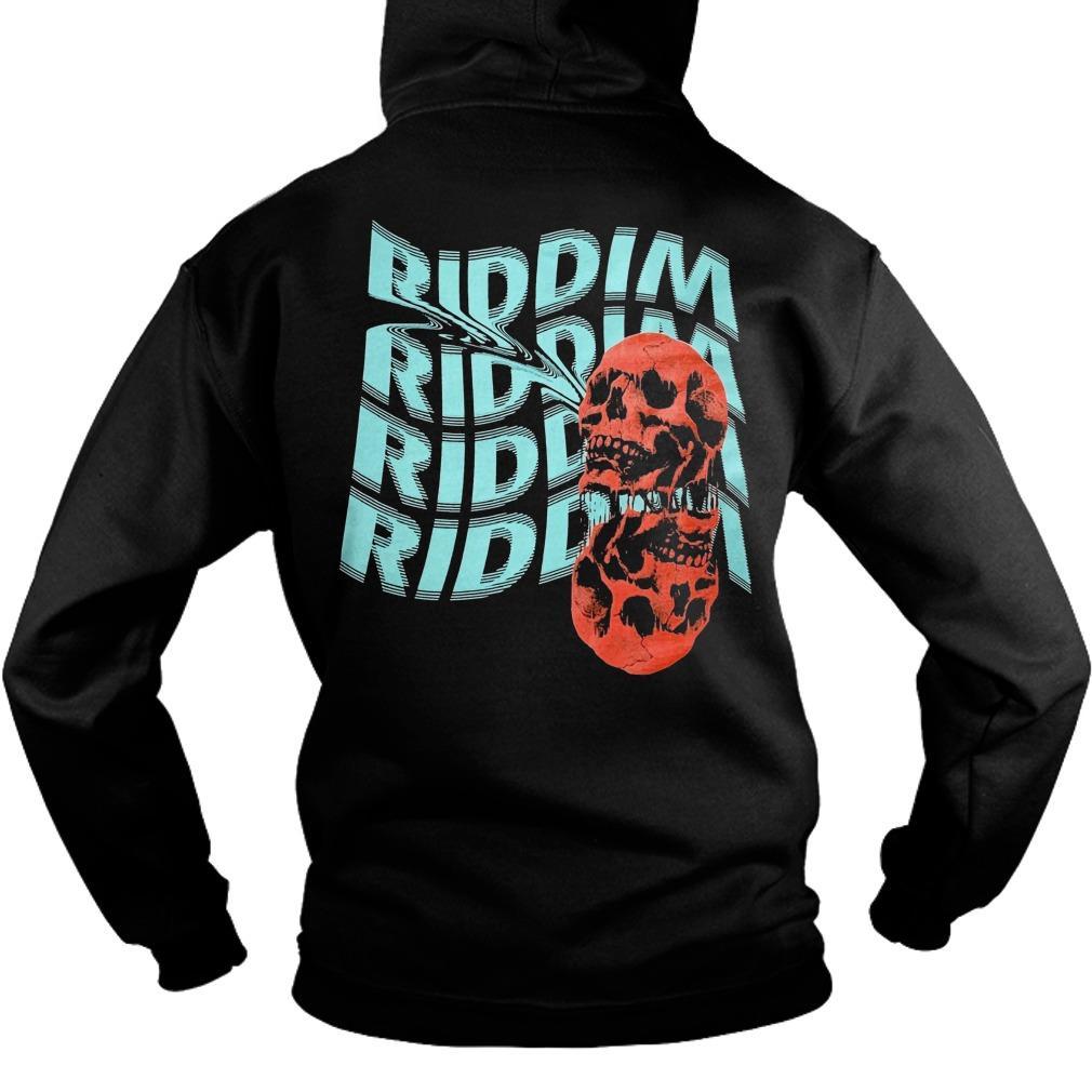 Skull Riddim Riddim Riddim Riddim Hoodie