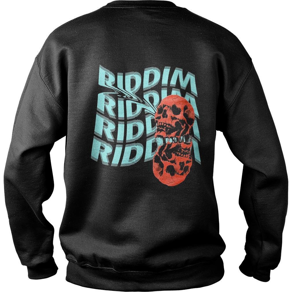 Skull Riddim Riddim Riddim Riddim Sweater