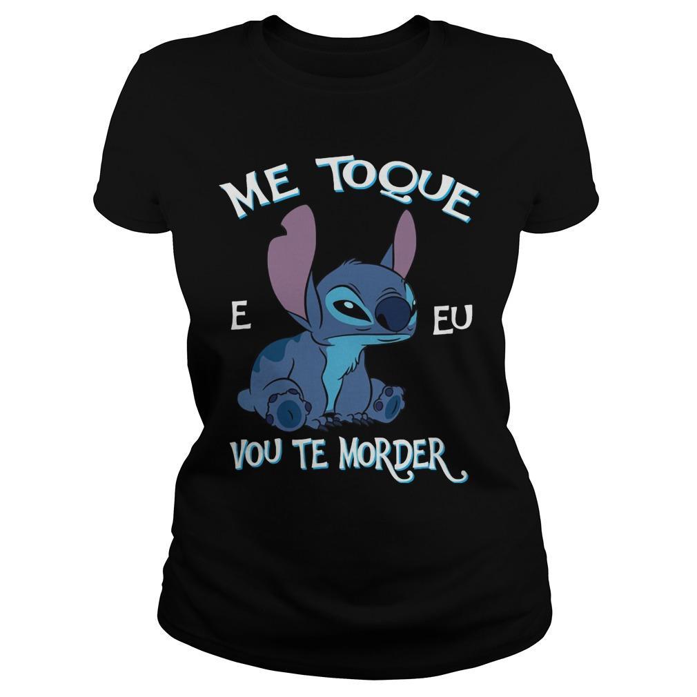 Stitch Me Toque E Eu Vou Te Morder Longsleeve