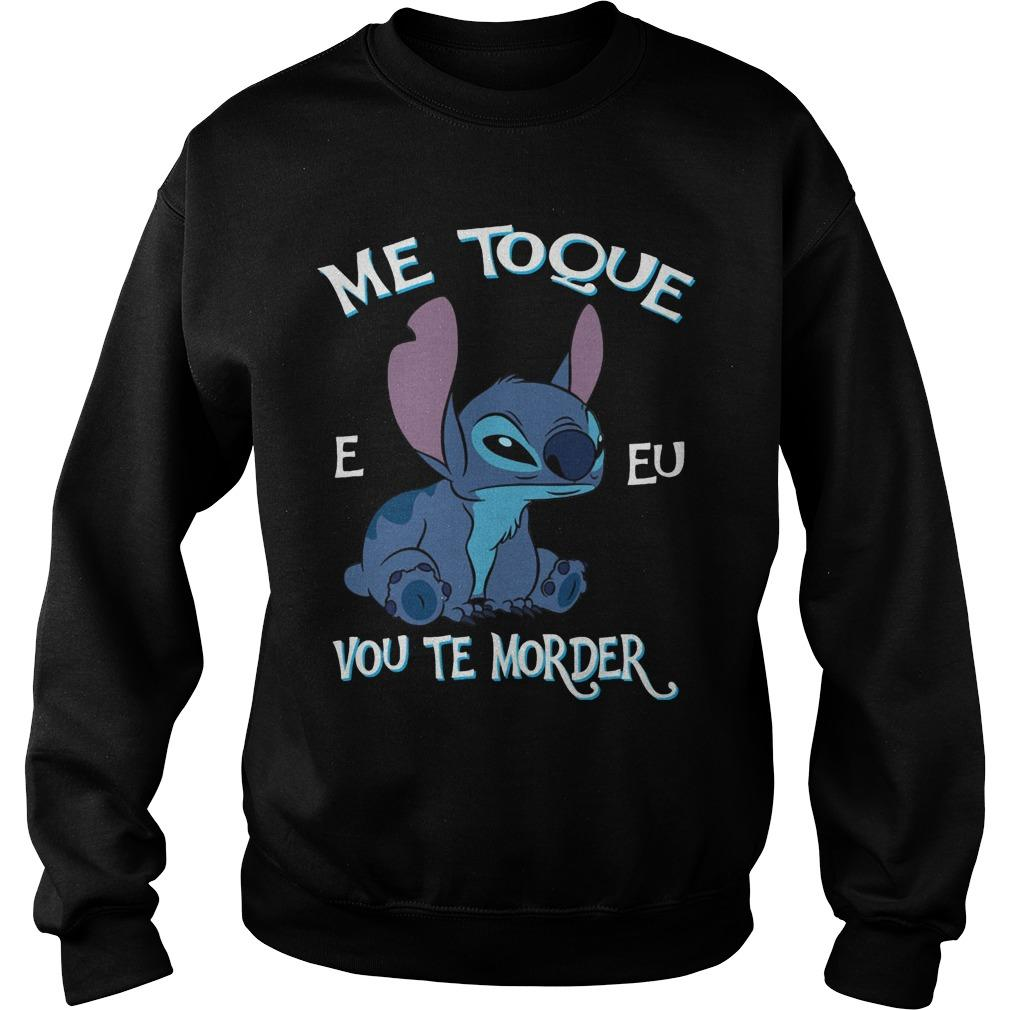 Stitch Me Toque E Eu Vou Te Morder Sweater