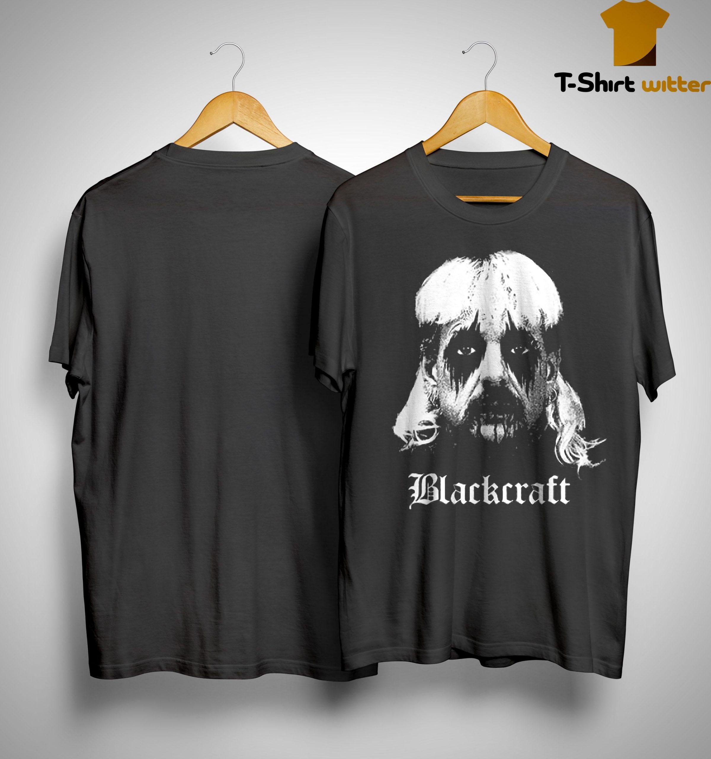 Tiger King Joe Exotic Blackcraft Shirt