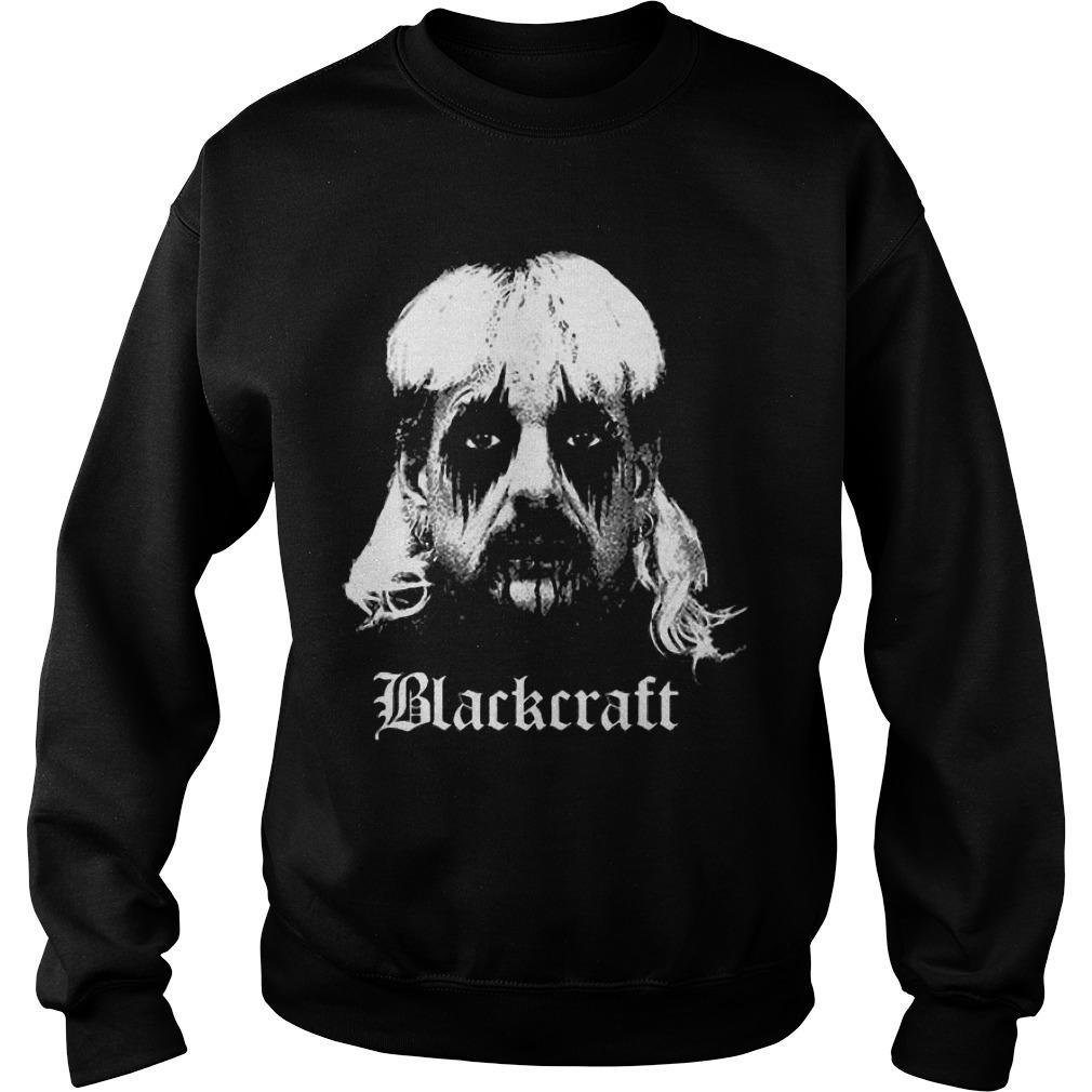 Tiger King Joe Exotic Blackcraft Sweater