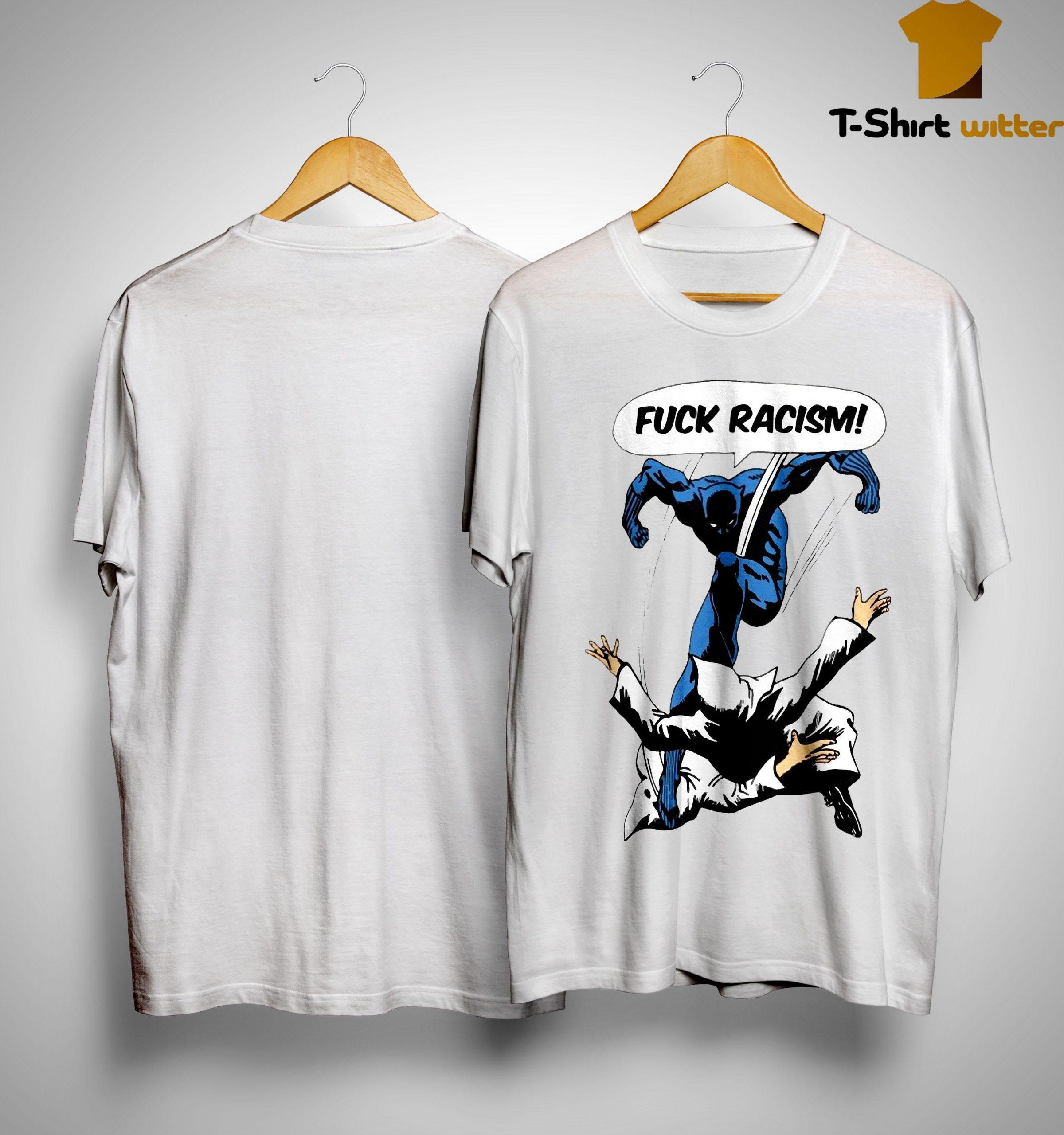 Chinatown Market Fuck Racism Shirt