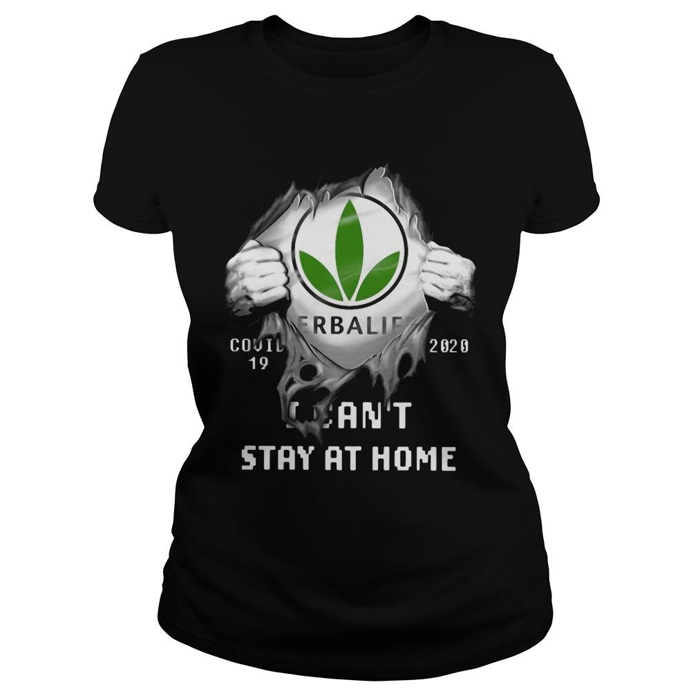 Herbalife Covid 19 2020 I Can't Stay At Home Longsleeve