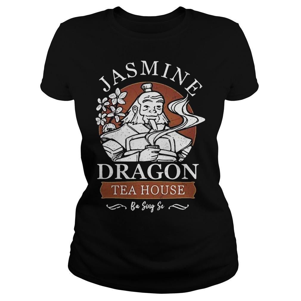 Jasmine Dragon Tea House Longsleeve