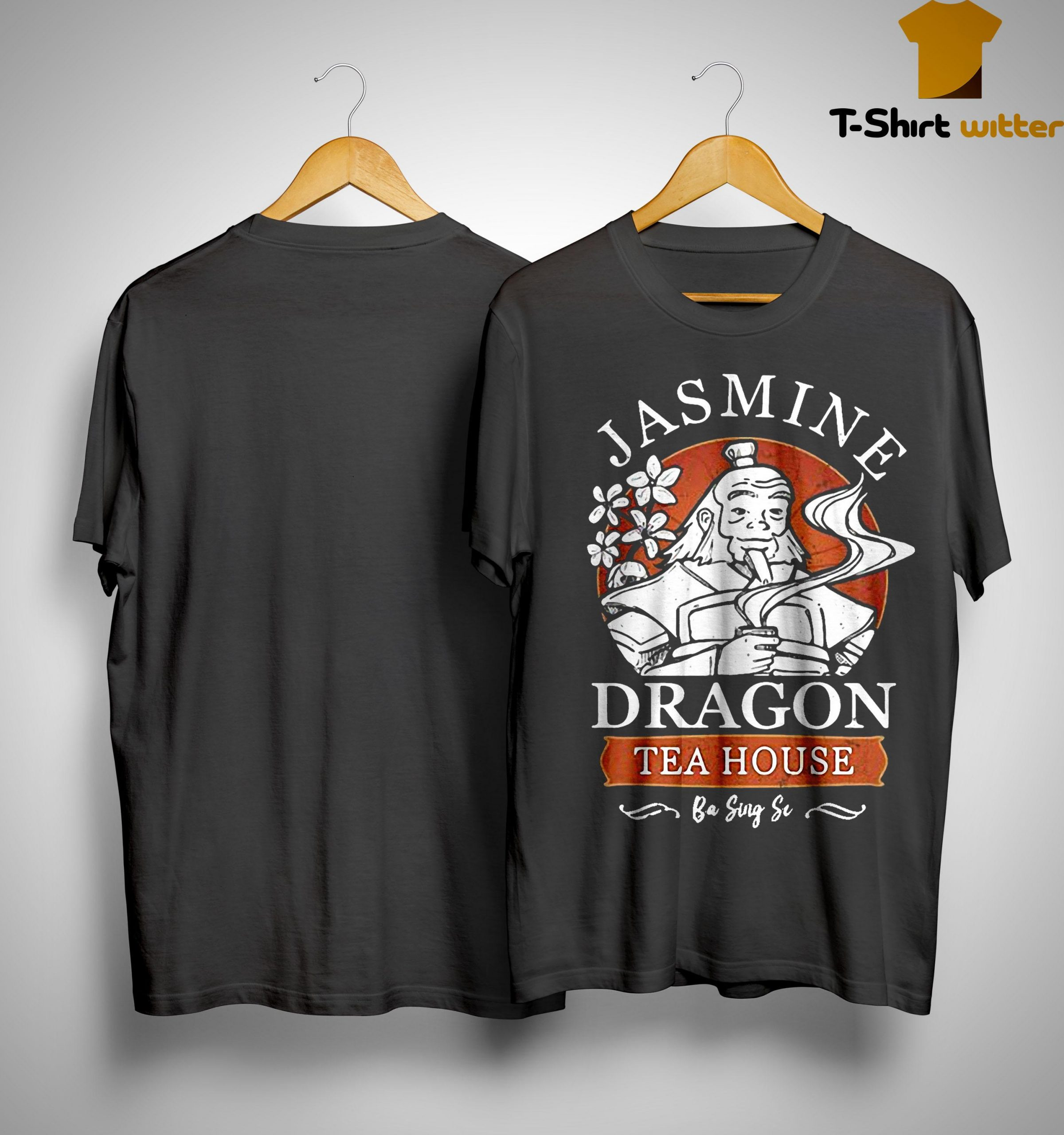 Jasmine Dragon Tea House Shirt