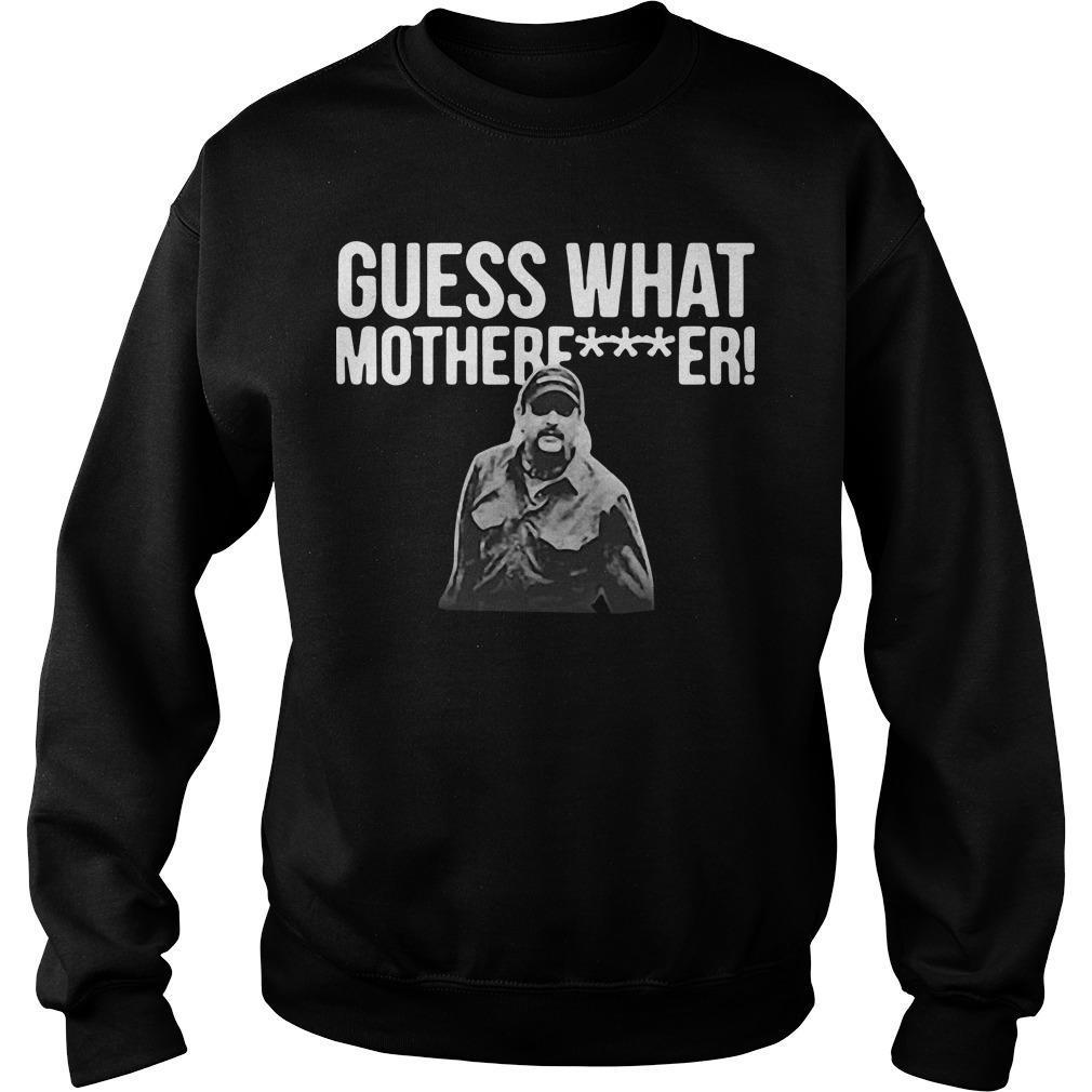 Joe Exotic Guess What Motherfucker Sweater
