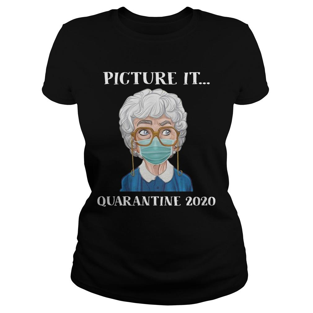 Picture It Quarantine 2020 Longsleeve