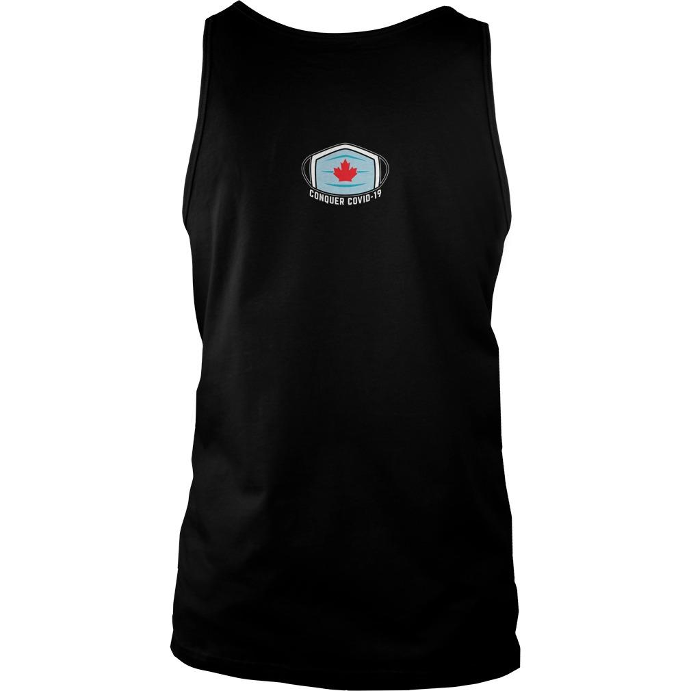 Ryan Reynolds Less Boring Conquer Covid 19 Tank Top